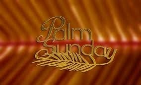 Palm Sunday Wallpaper