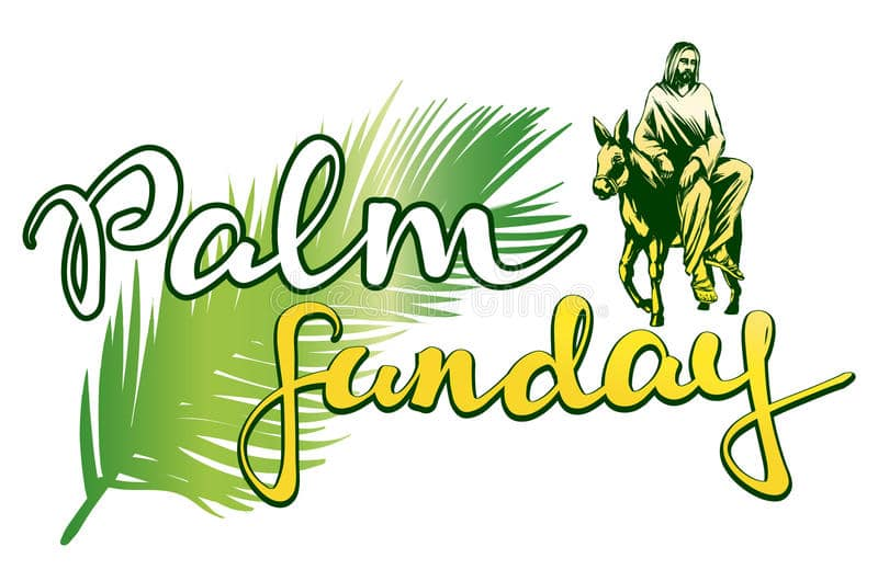 Palm Sunday Thoughts