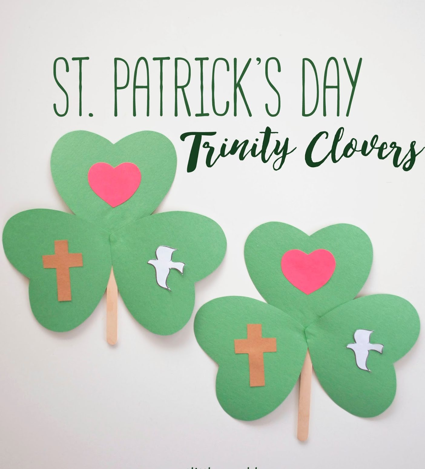 Saint Patty's Day Craft