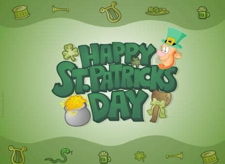 Happy Saint Patrick's Day