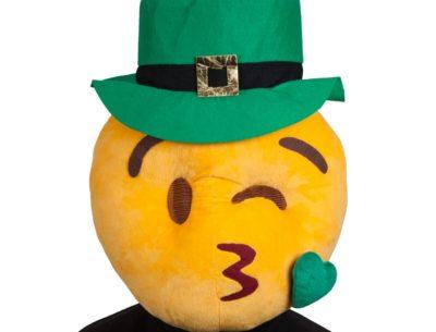 Saint Patricks Day Emoji 2018