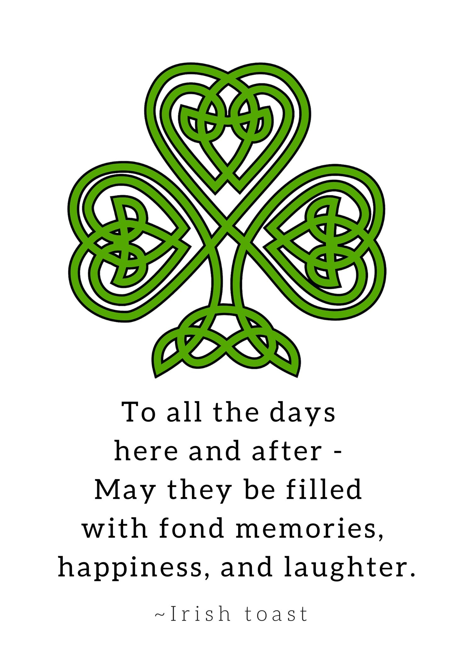 St.Petty's Day Message