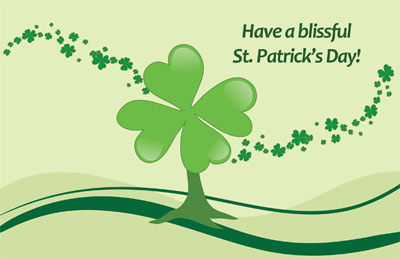 St. Patricks Day Greetings 2018