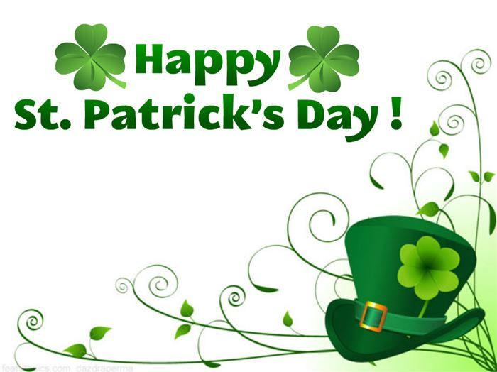 St. Patricks Day Clipart 2018