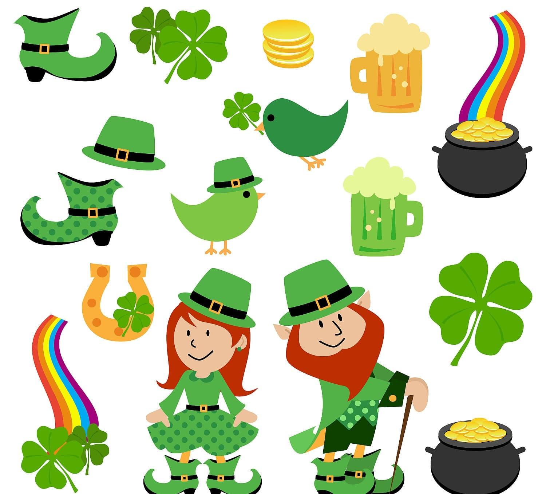 St. Patricks Day Clipart2018