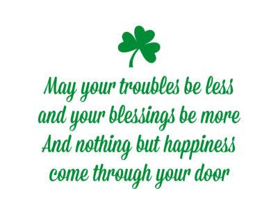 St. Patricks Day Sayings 2018