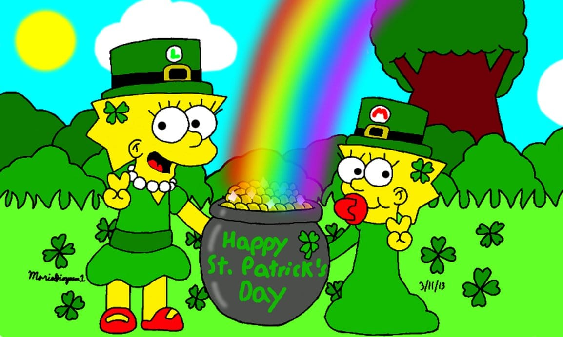 Happy St.Patrick's Day Gif