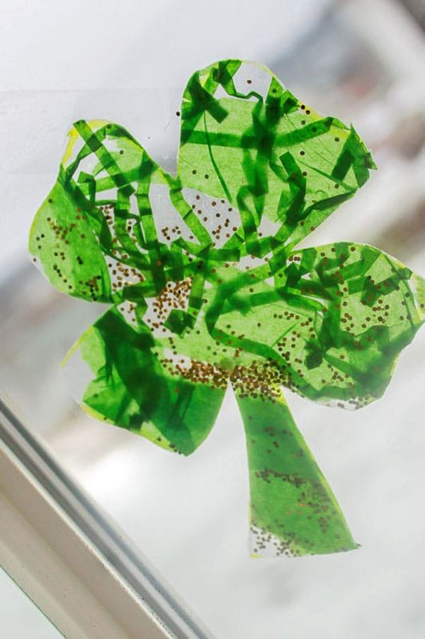 Happy St.Patrick's Day Crafts