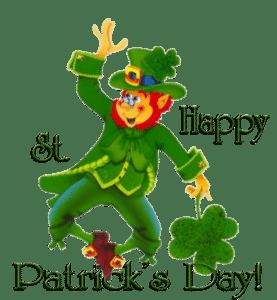 St.Patrick's Day Vintage clipart