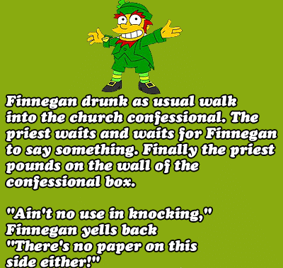 St.Patrick's Day Funny Jokes