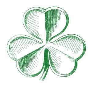 St.Patrick's Day Shamrock Clipart