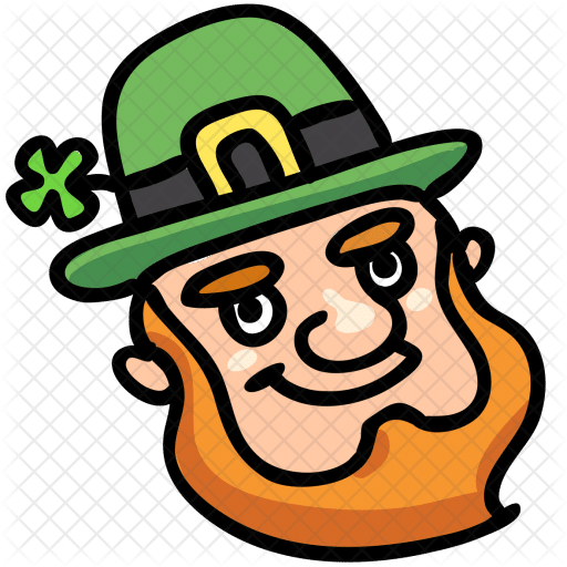 St.Patrick's Day Emoji