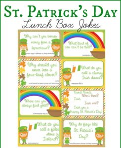 St.Patty's Day Jokes