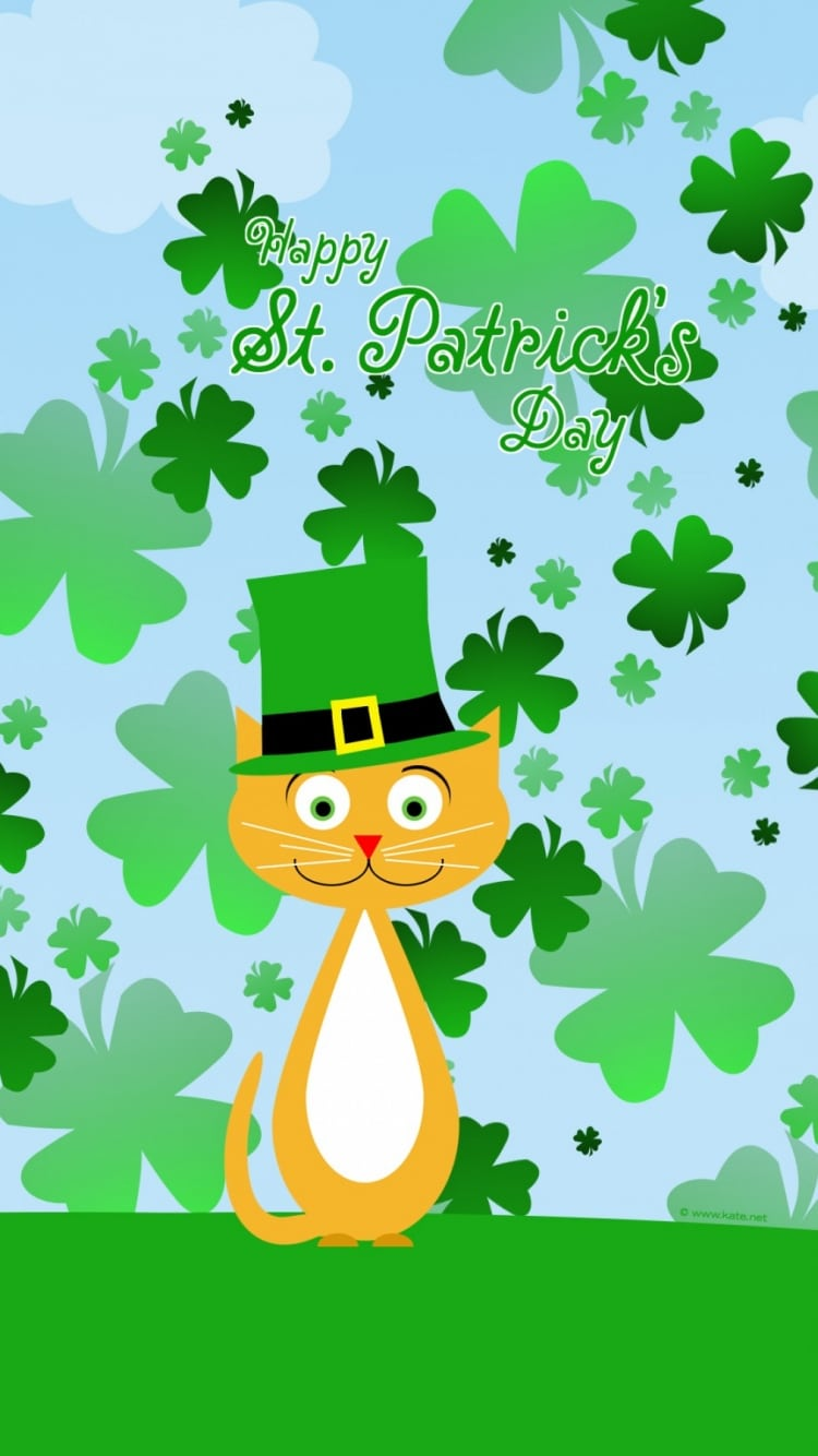 St.Patty's Day Positive Clipart