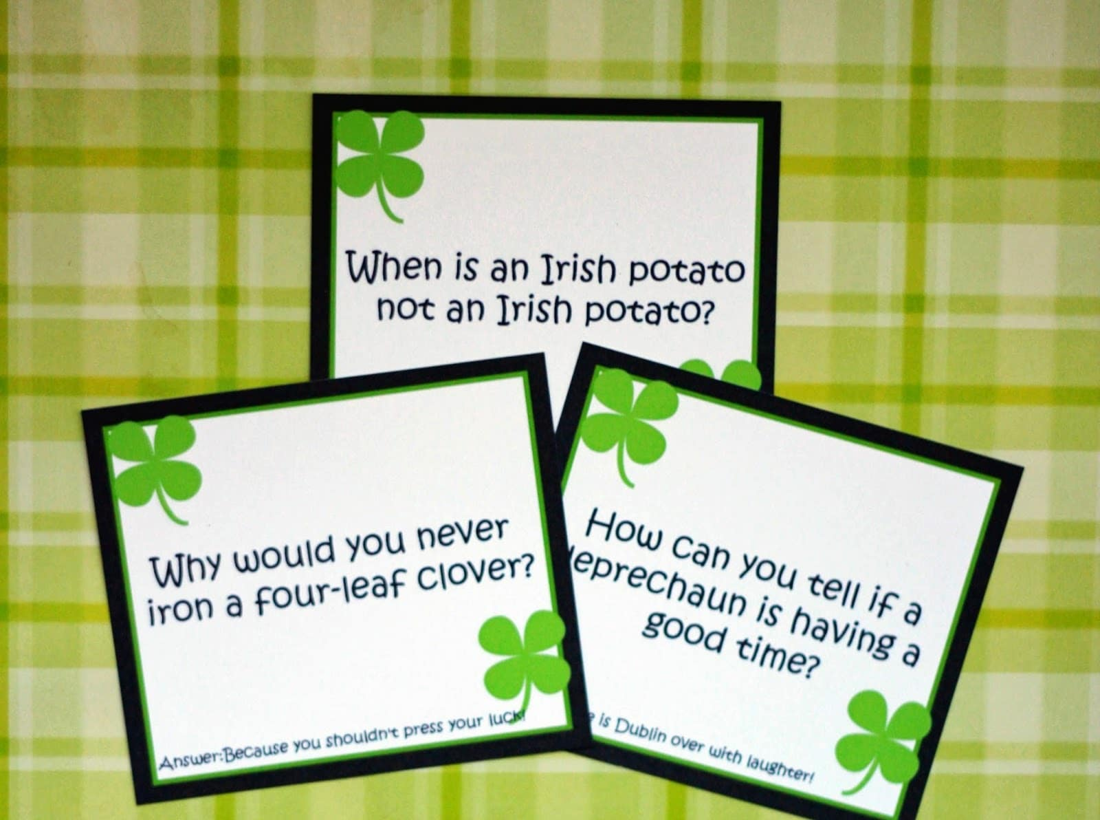 St.Patty's Day Jokes