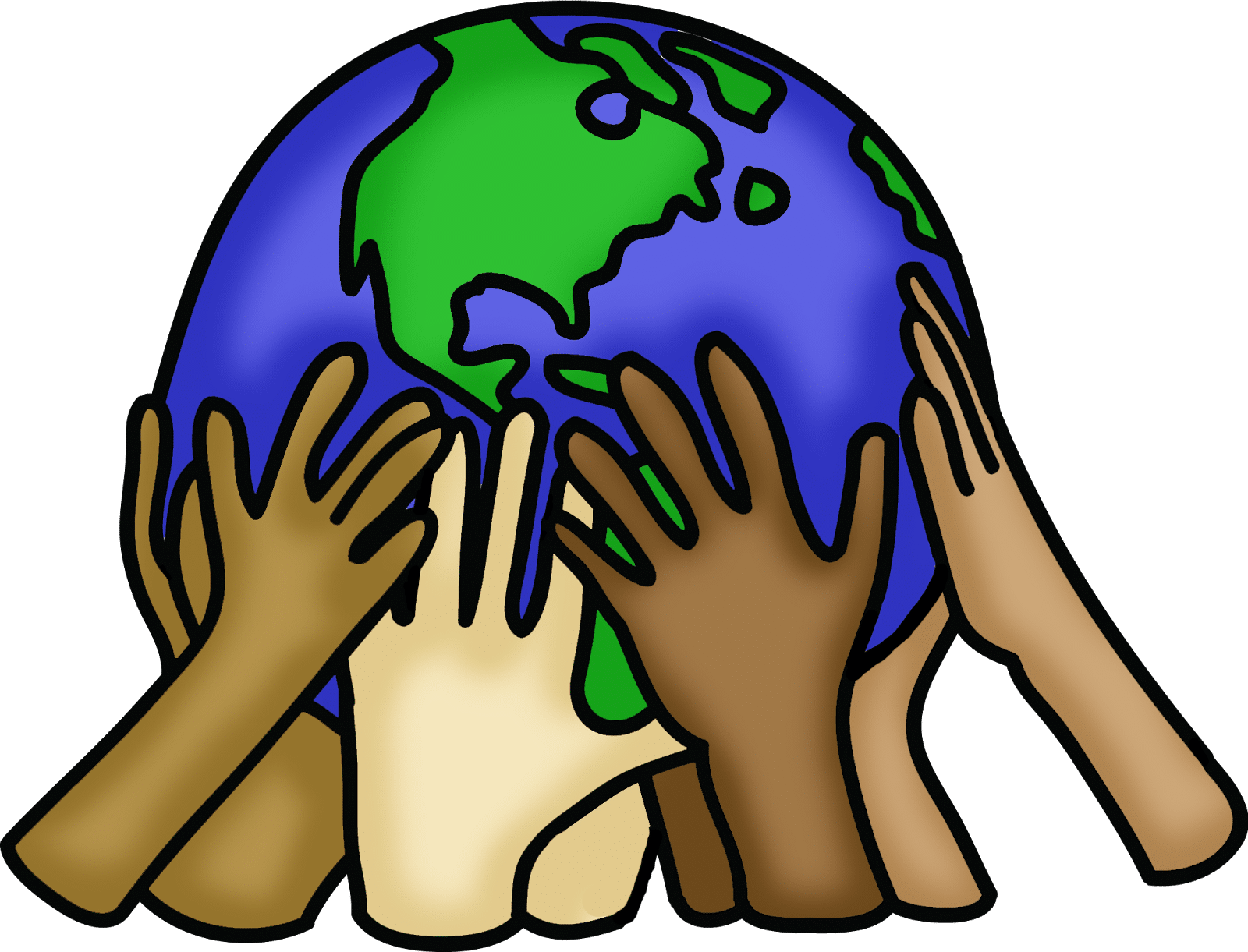 earth day clipart with hands free hd images rh oppidanlibrary com earth day 2017 clipart happy earth day clipart