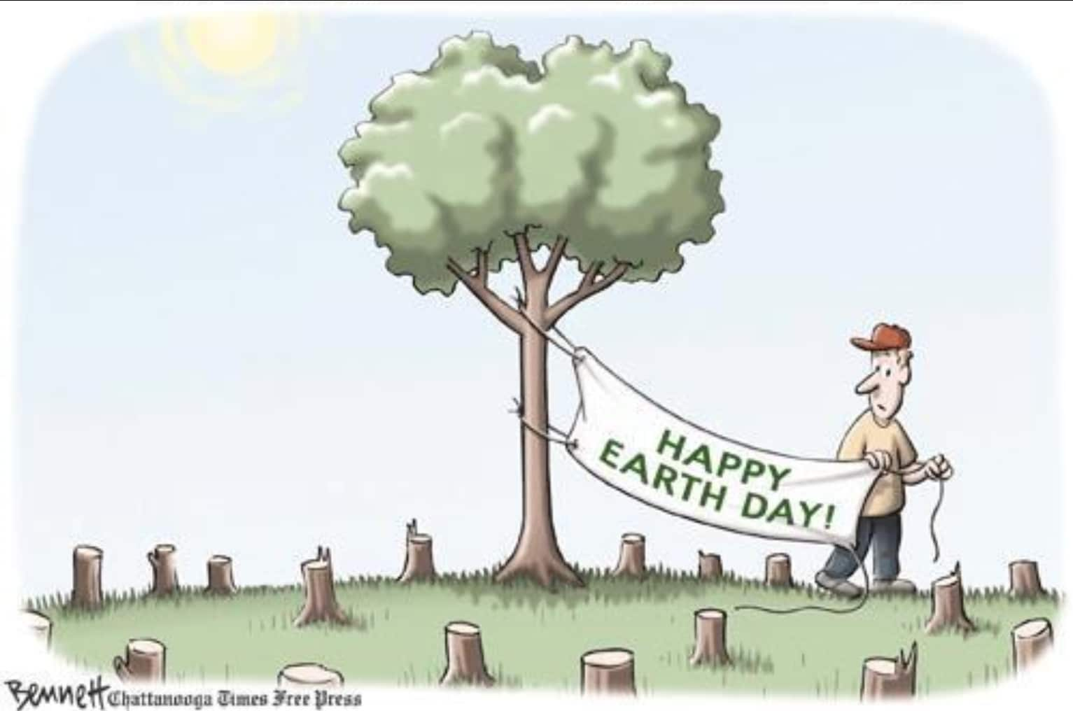 Earth Day Jokes