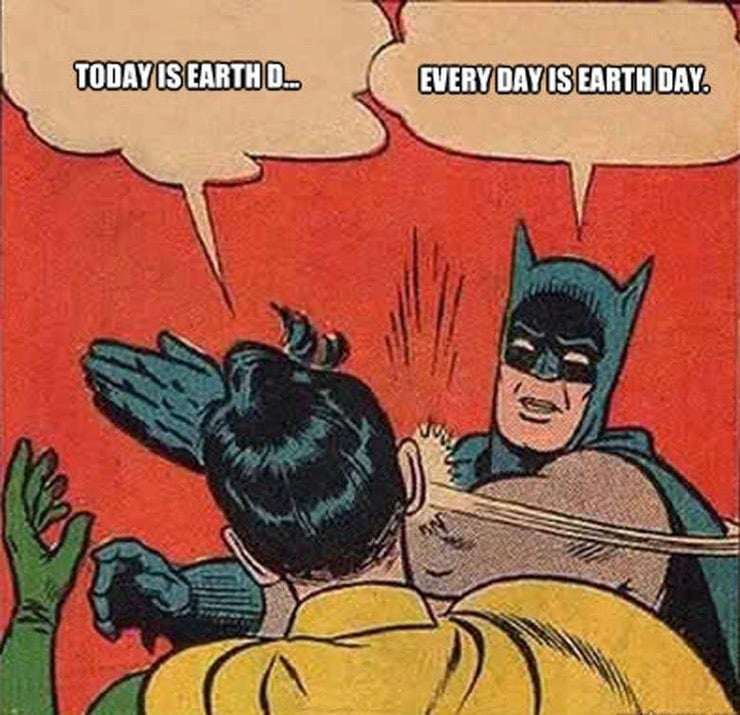 Earth Day Meme