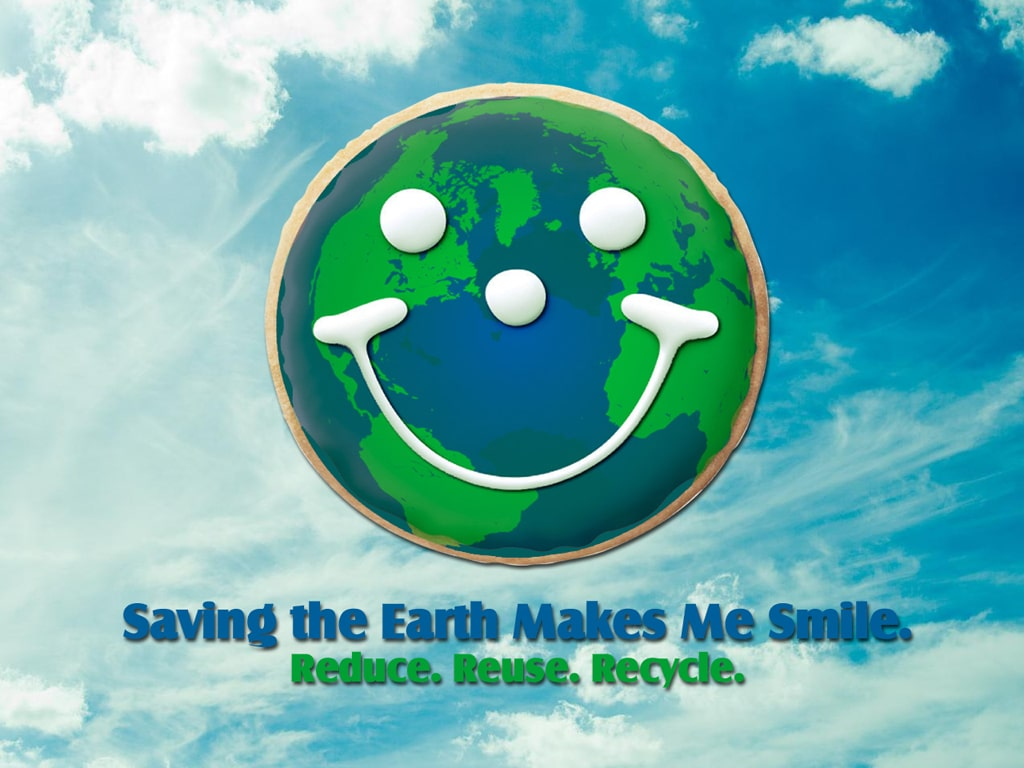 Earth Day Slogan