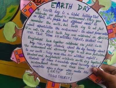 Earth Day Speech