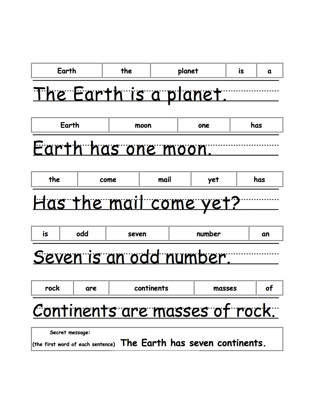 Earth Day Speech
