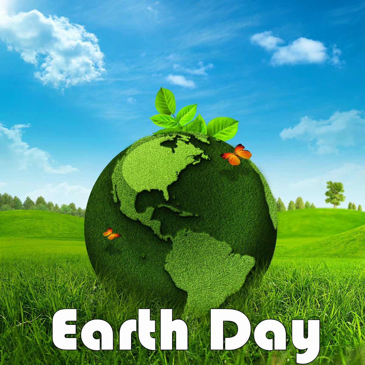 Earth Day Wallpaper