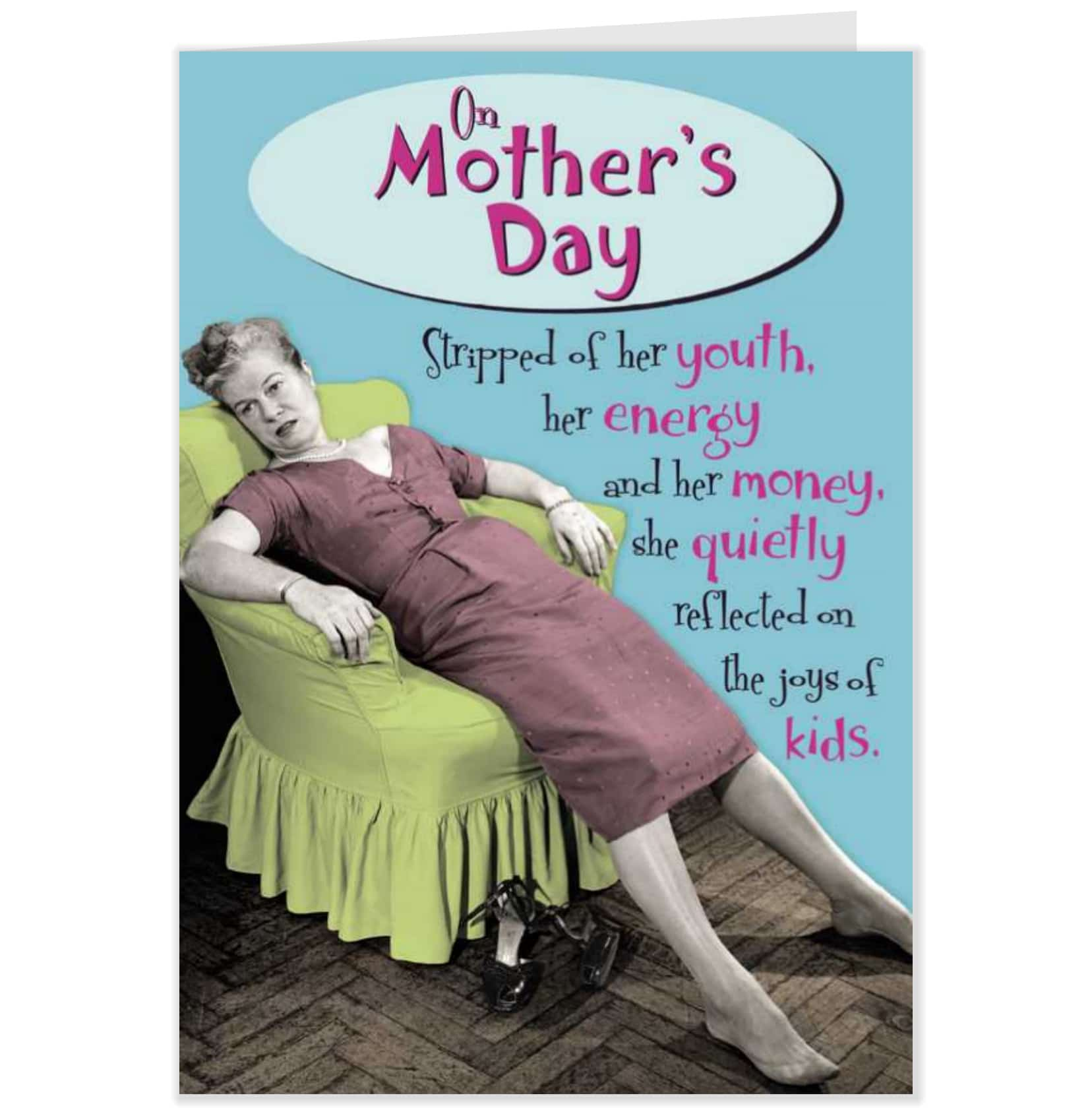 Funny Mother's Day Message