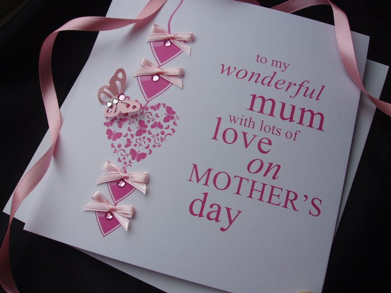 Mother's Day Handmade Cards