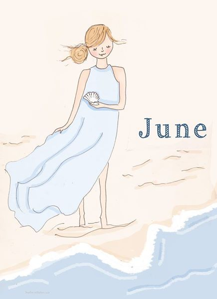 Hello June Images
