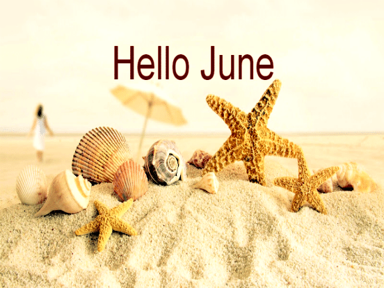 Hello June Quotes