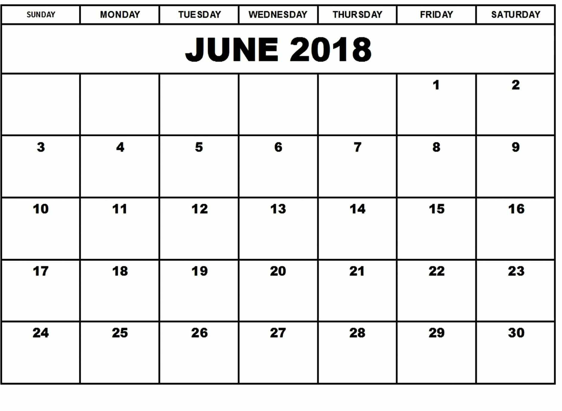 picture about Fun Printable Calendar identify June 2018 Printable Calendar Entertaining Quotation Illustrations or photos High definition Absolutely free