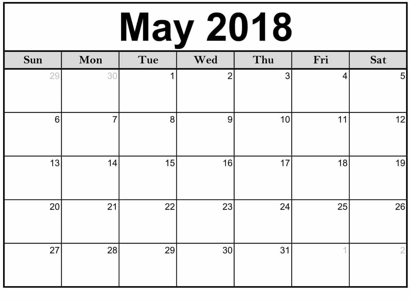 Calendar May Events : May calendar template blank and printable calendars