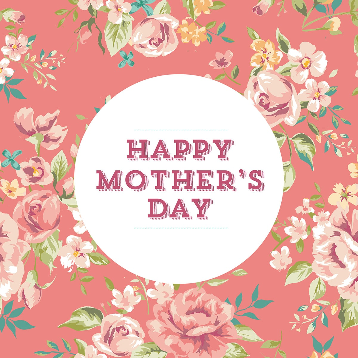 Mother's Day E-Cards