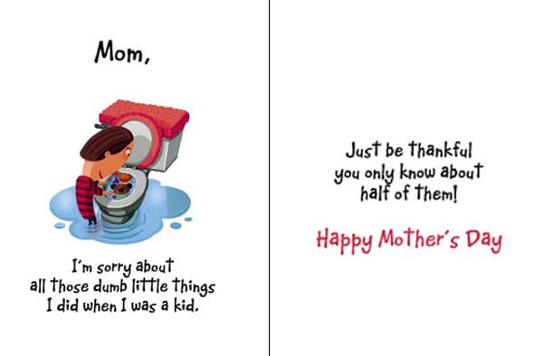 Mother's Day Jokes