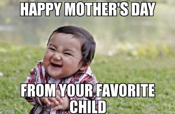 Mother's Day Memes