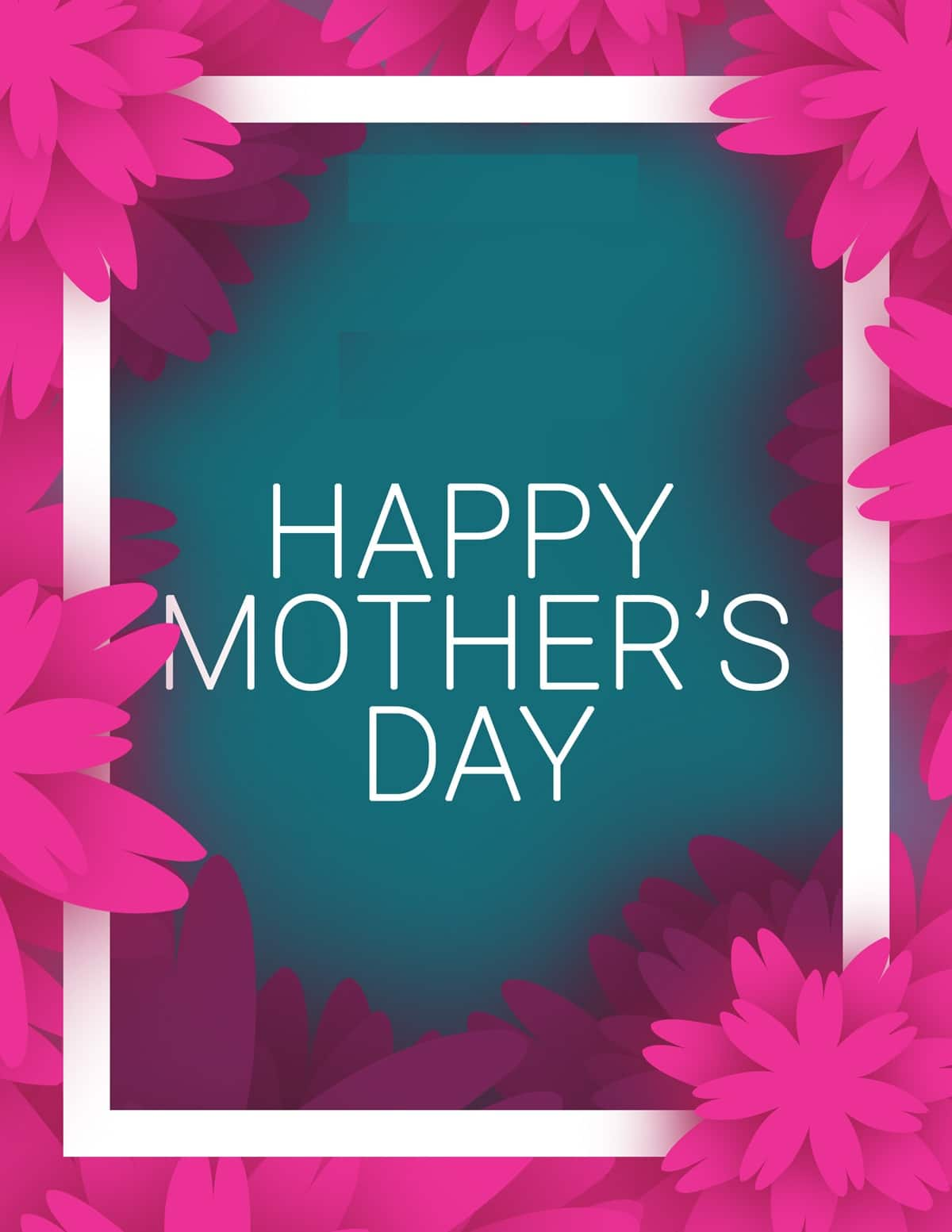 Mother's Day Poster