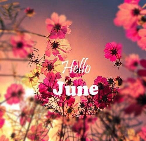 Welcome June Images