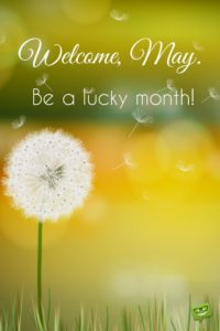Welcome May Images