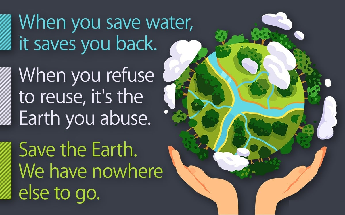 World Earth Day Slogan