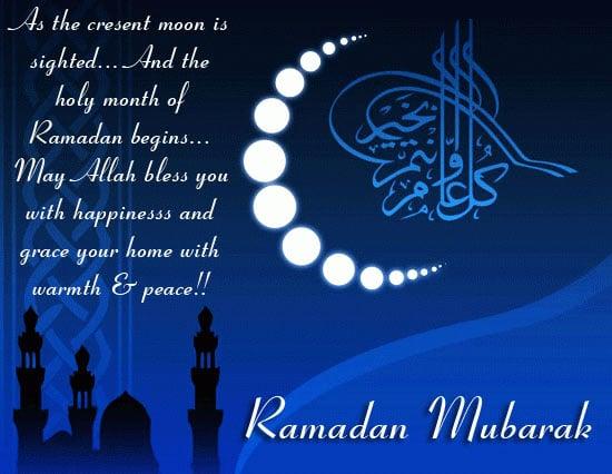 Ramadan Mubarak Quotes