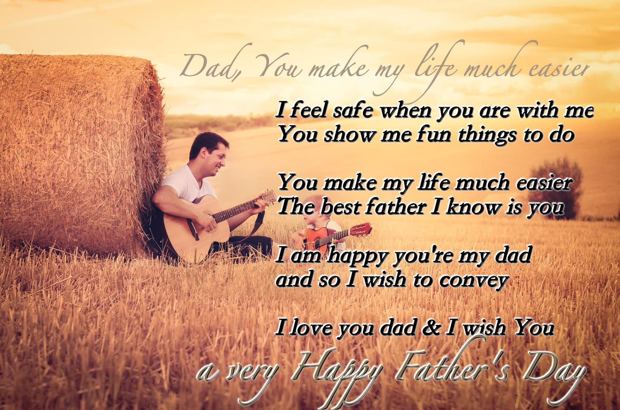 Fathers Day Images From Daughter