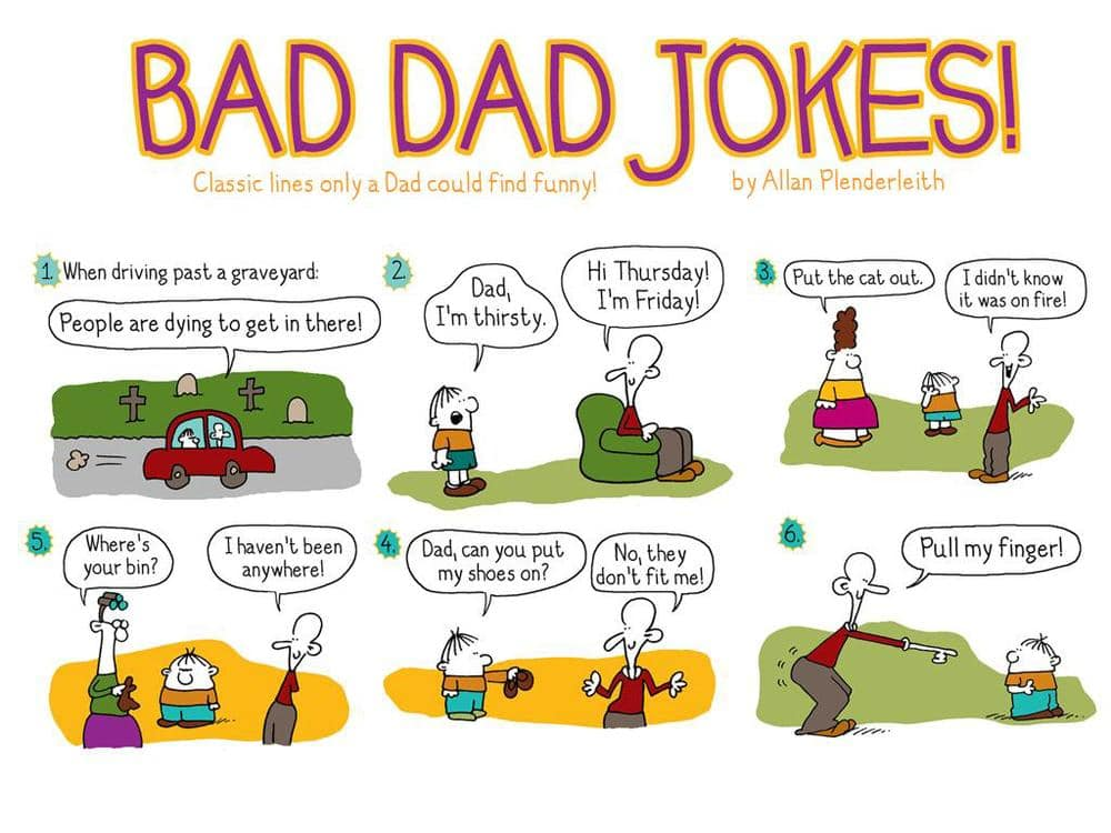 Fathers Day Jokes