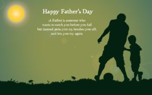 Funny Fathers Day Message