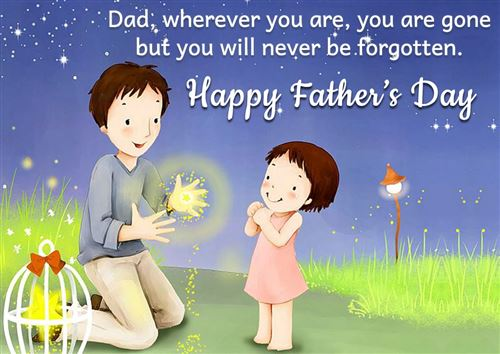 Fathers Day Wallpaper From Daughter