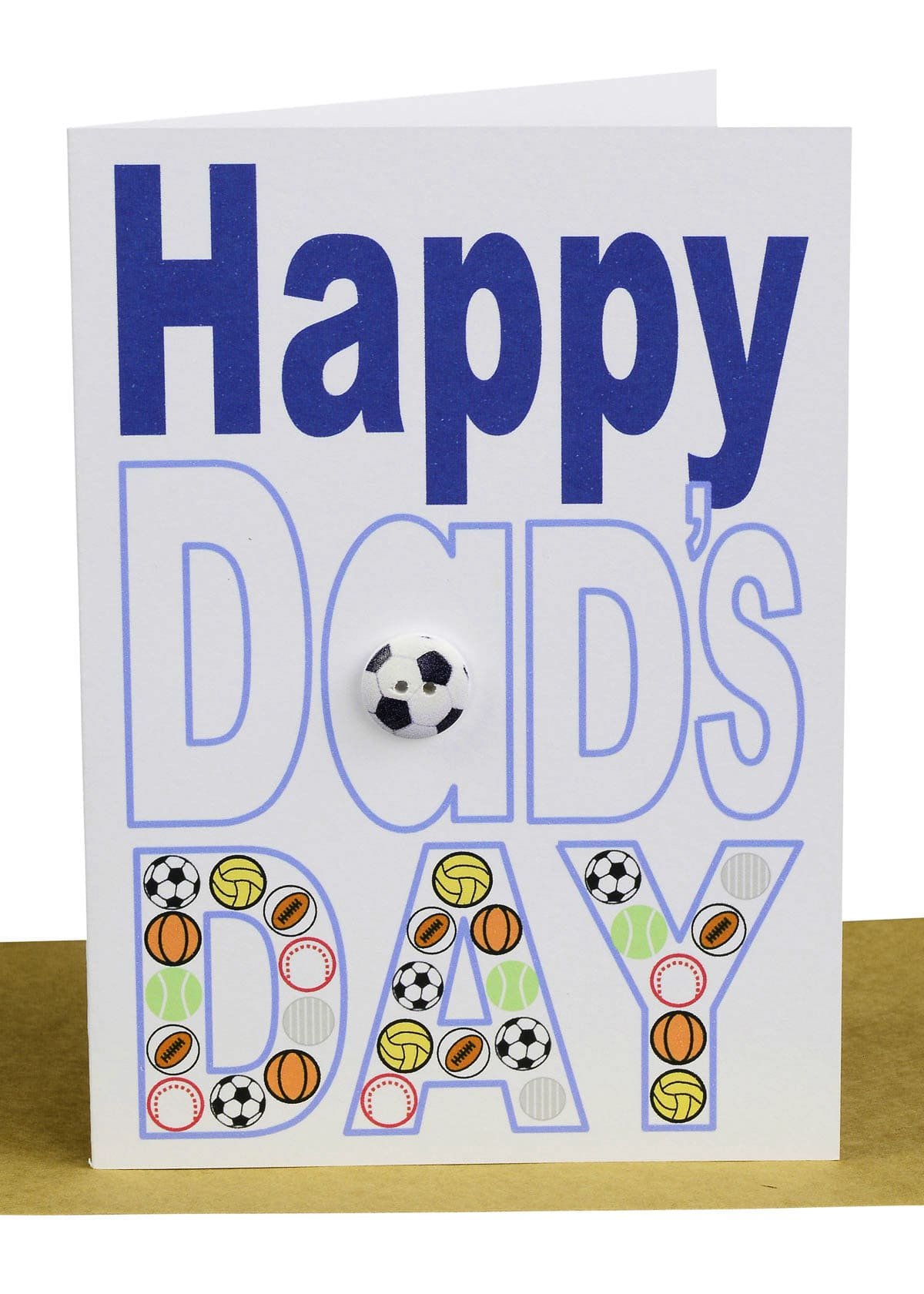 Fathers Day Greeting Homemade
