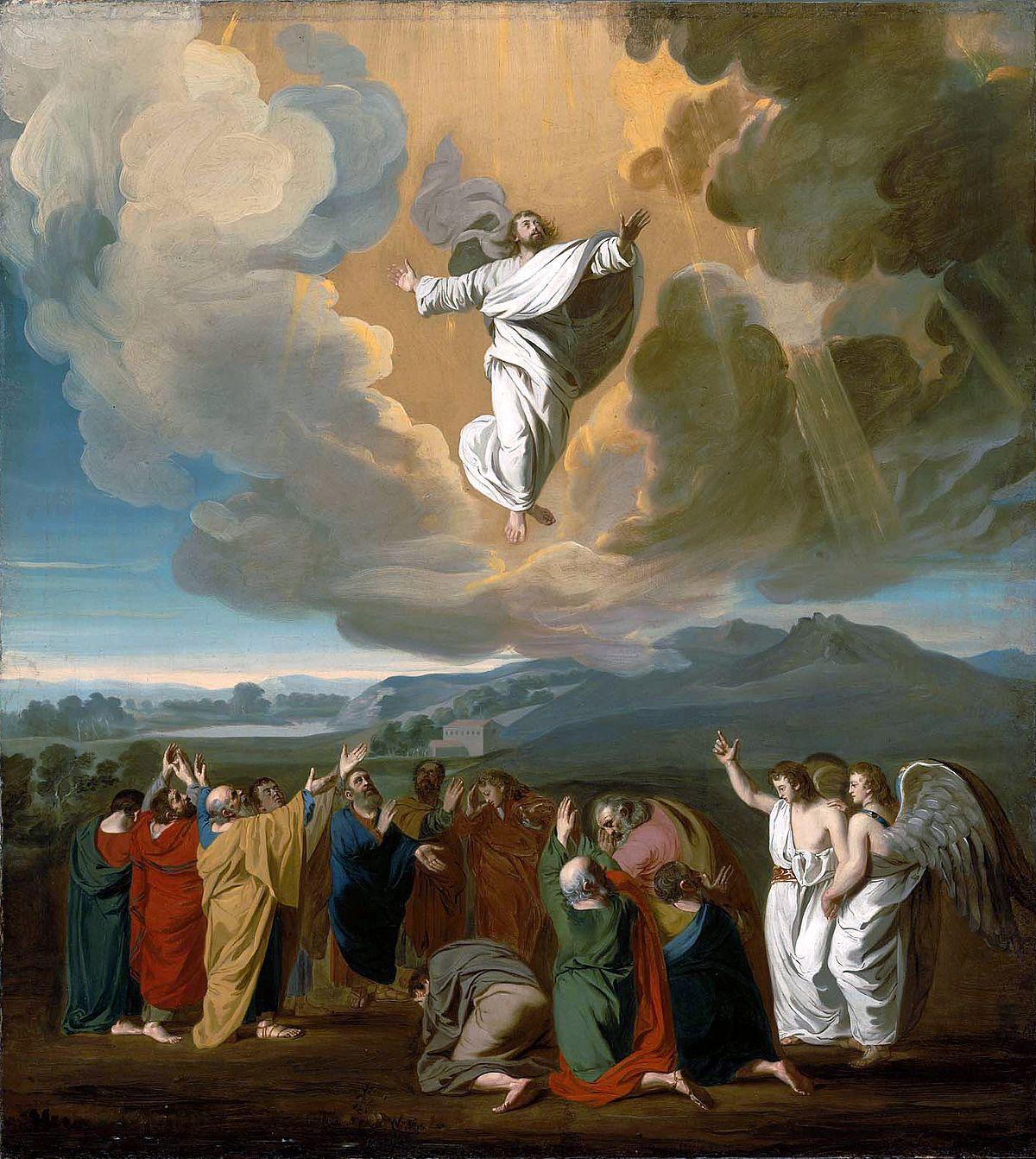 Happy Ascension Day 2018  Prayer