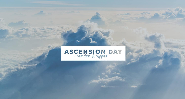 Happy Ascension Day 2018 Sermon