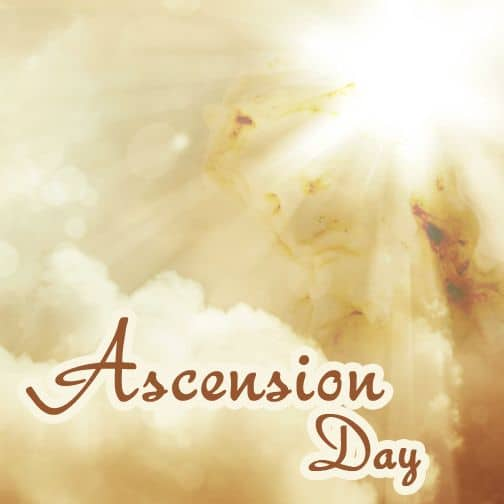Happy Ascension Day Message