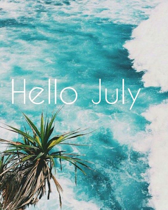 Hello July  Images