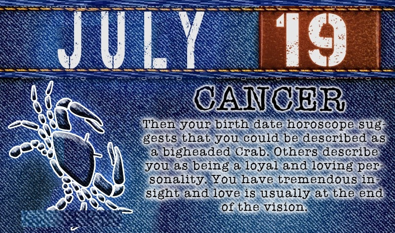July Birth Sign